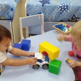 младшая группа детсад самолетик домодедо