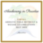 Awakening in Paradise Logo