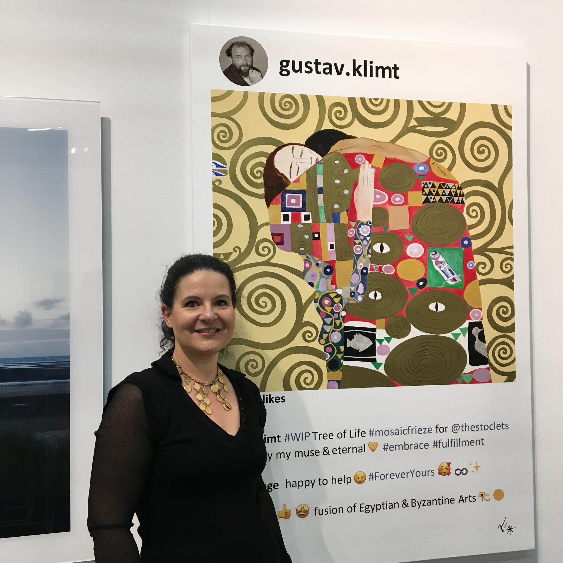 Art New York: Art History and Instagram Laurence de Valmy Kahn Gallery