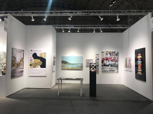 Kahn Gallery, Sofa Chicago