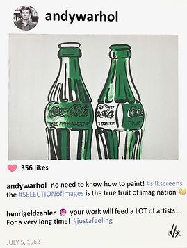 2018 Andy is a conceptual artist14x11 La