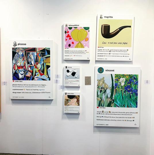 Kahn Gallery, Affordable Art Fair Hong Kong