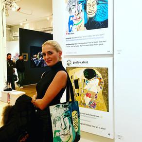 Azart Gallery, Scope NYC