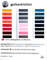 2019 Gerhard color exploration 14x11 L d