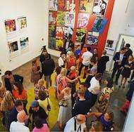 MUCA Munich BUNTE Art - Andy Warhol / Laurence de Valmy