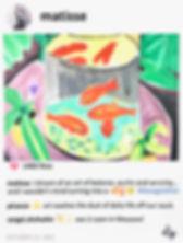 2018 Henri Goldfish 14x11 Laurence de Va