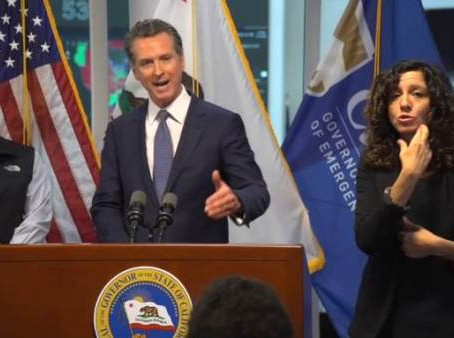Judge Rules CA Gov Overstepped His Authority