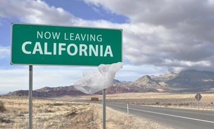 Conservative Californians Leaving In Droves.......