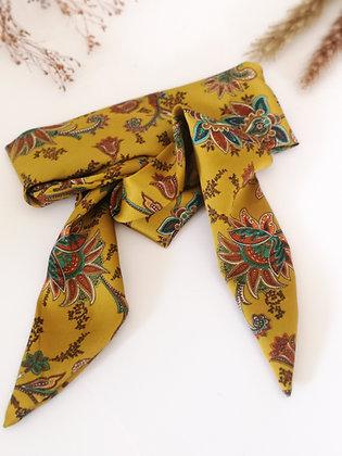 Batik jaune