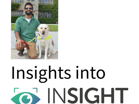 Check out our new podcast series: 'Insights into INSIGHT'