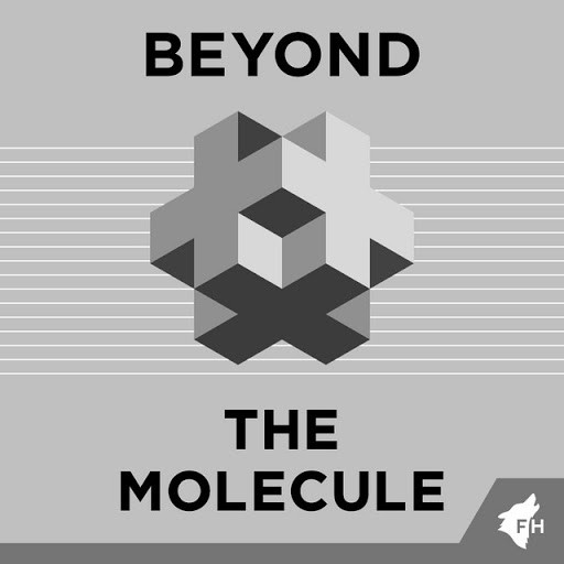 Logo for Beyond the Molecule podcast series. Credit: Fishawack Health