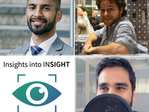 Emotional Algorithms: Episode 5 of INSIGHT podcast now available