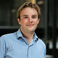 Photo of Cian Hughes (Google Health)