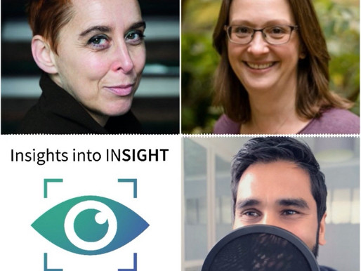 Big data and Artificial Intelligence: Episode 6 of INSIGHT podcast now available