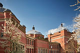 Photo of exterior of Birmingham University main campus