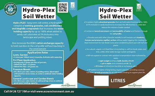 Hydro-Plex Soil Wetter