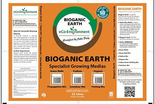 Bioganic Earth