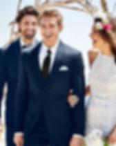 wedding suit navy michael kors