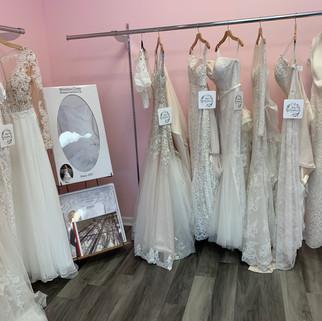 Bridal Gowns & Wedding Preservation