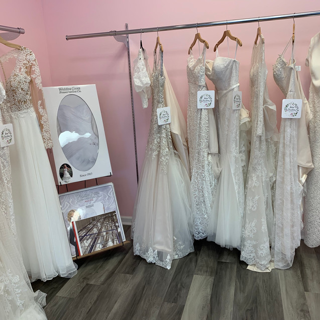 Bridal Gowns & Wedding Preservation