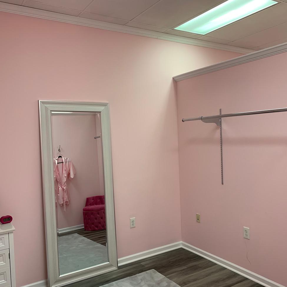 Lana Christine Bridal Fitting Room
