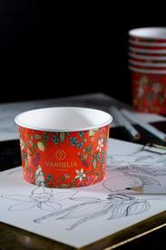 vaniglia ice cream cups