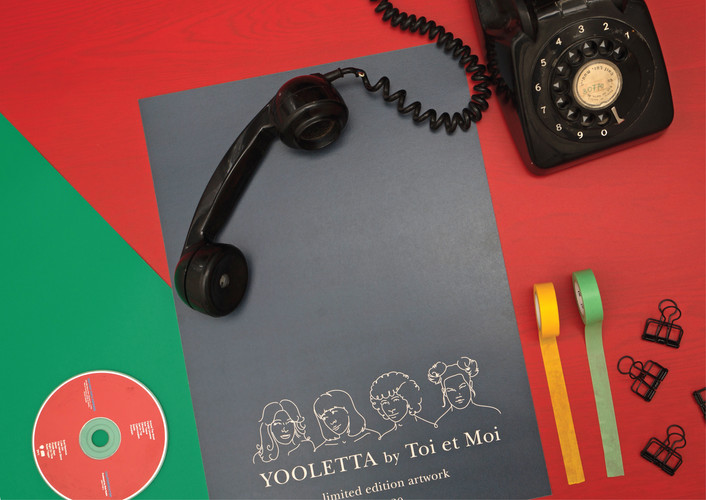 YOOLETTA come as you are collection
