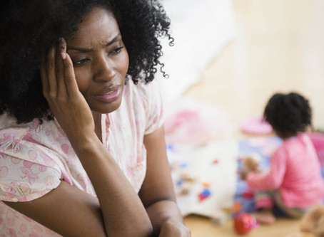 """I think I might have Postpartum Depression."""