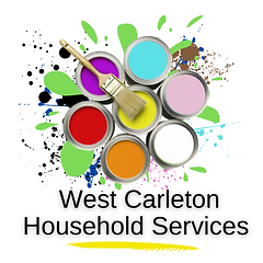 West Carleton Household Services Logo  (