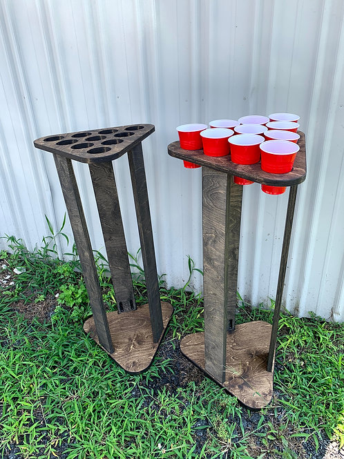 Beer Pong Stand