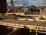 Timber floor design