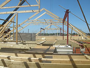 Trussed rafter designs