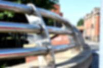 Stainless Steel balustrade design