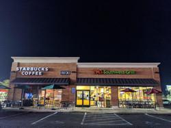 Starbucks/Moe's