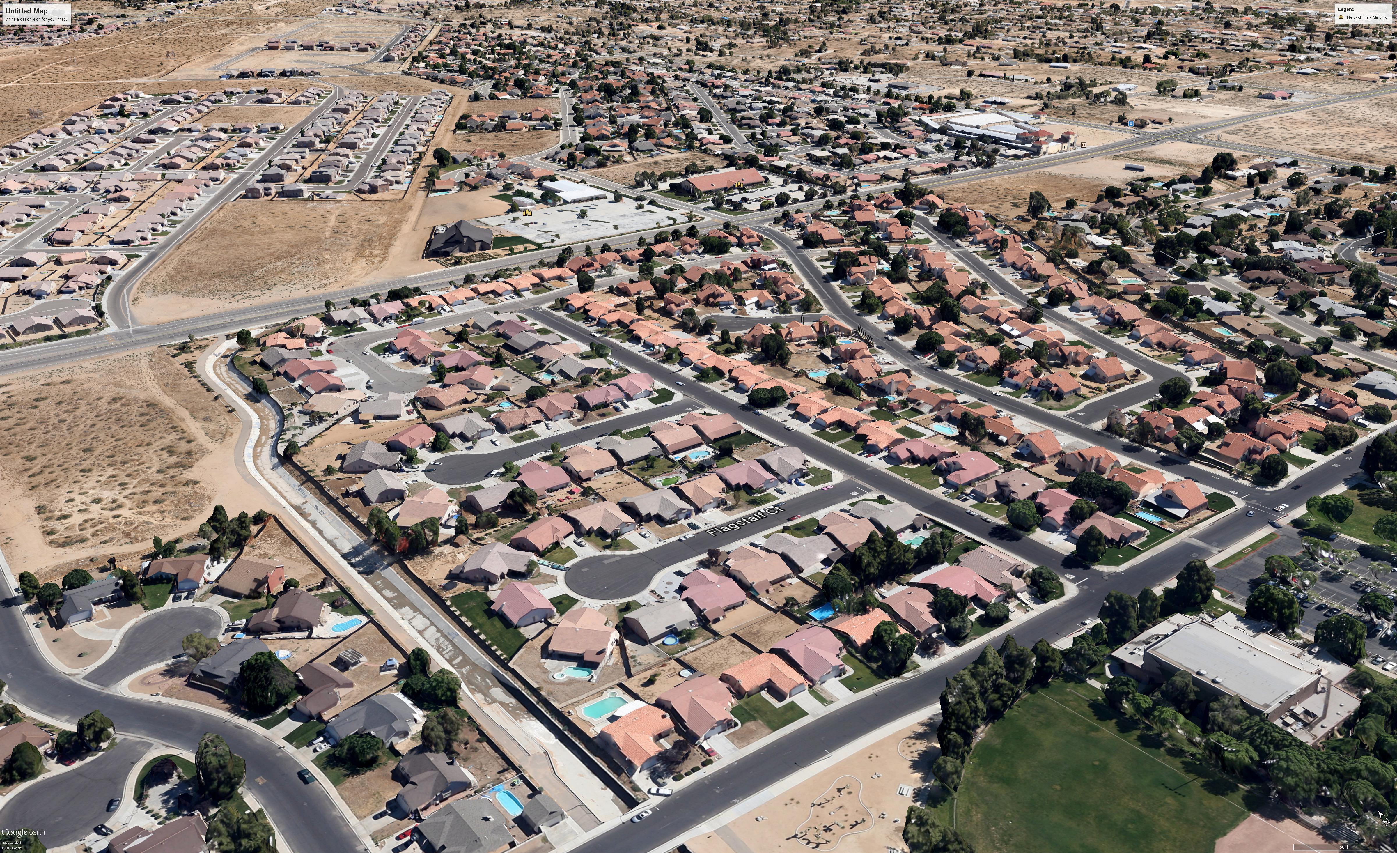 Mojave Tract