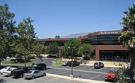 Magnolia Plaza Upland, CA