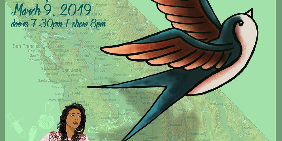 Golondrina: Andanzas por California / Passages through California (A Musical Journey)