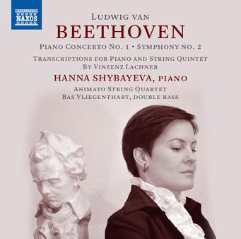 November 27th, 2020 - New album with Beethoven Piano Concerto's is available now!