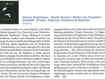 Hi-Fi Stars talks about Studio Konzert vinyl!