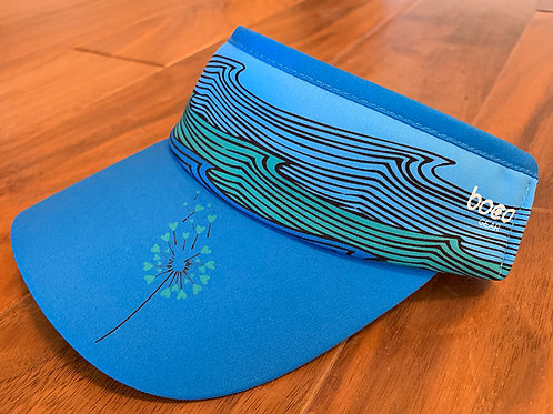 ocean waves visor