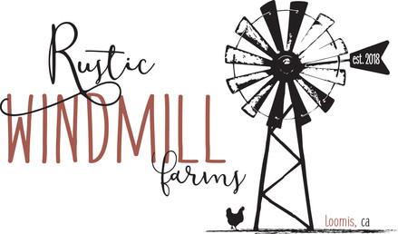 Rustic Windmill Farms logo