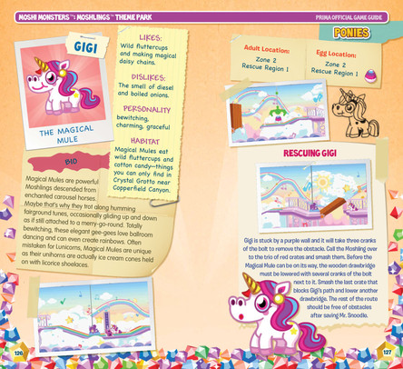 Moshi Monsters game guide