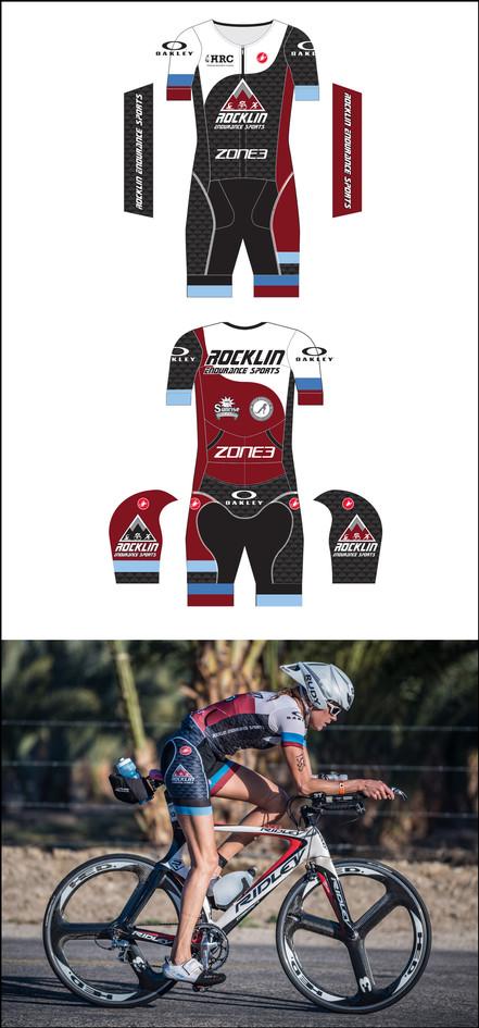 triathlon team kit
