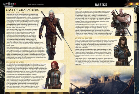 The Witcher 2 game guide