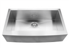 Farm-sink-square-single-bowl-zero-radius