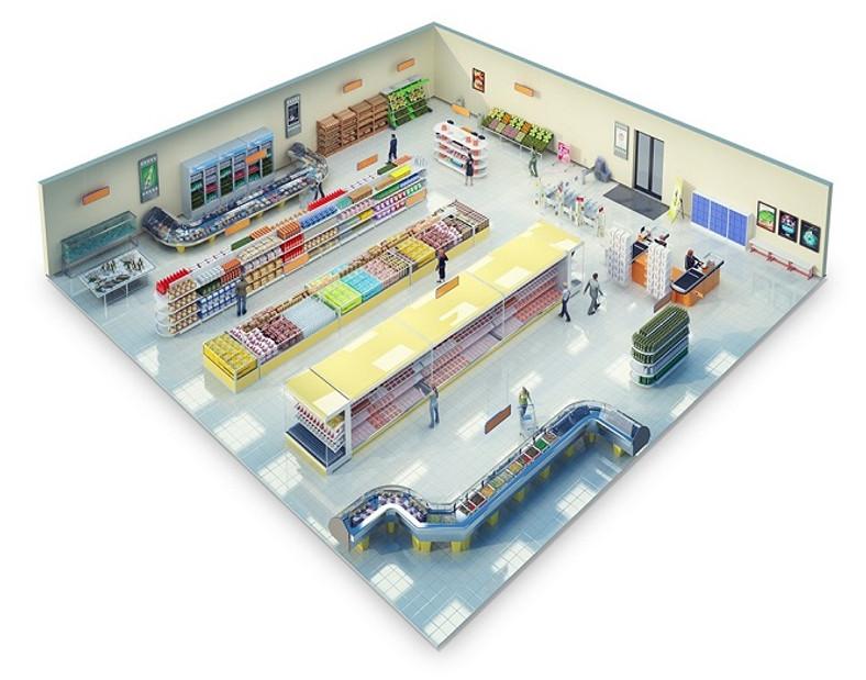 Инновационные торговые системы |  Магазин под ключ