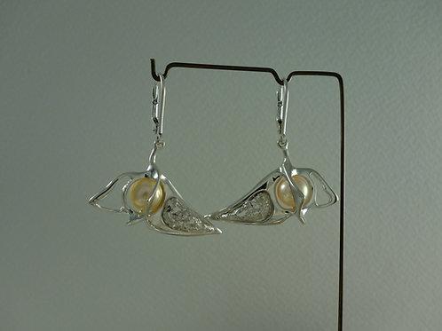 Boucles d'oreille - Semence