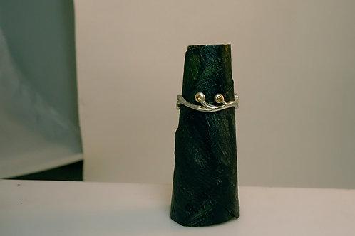 Jonc empilable - 7 pierres