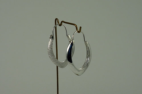 Boucles d'oreille - Texture