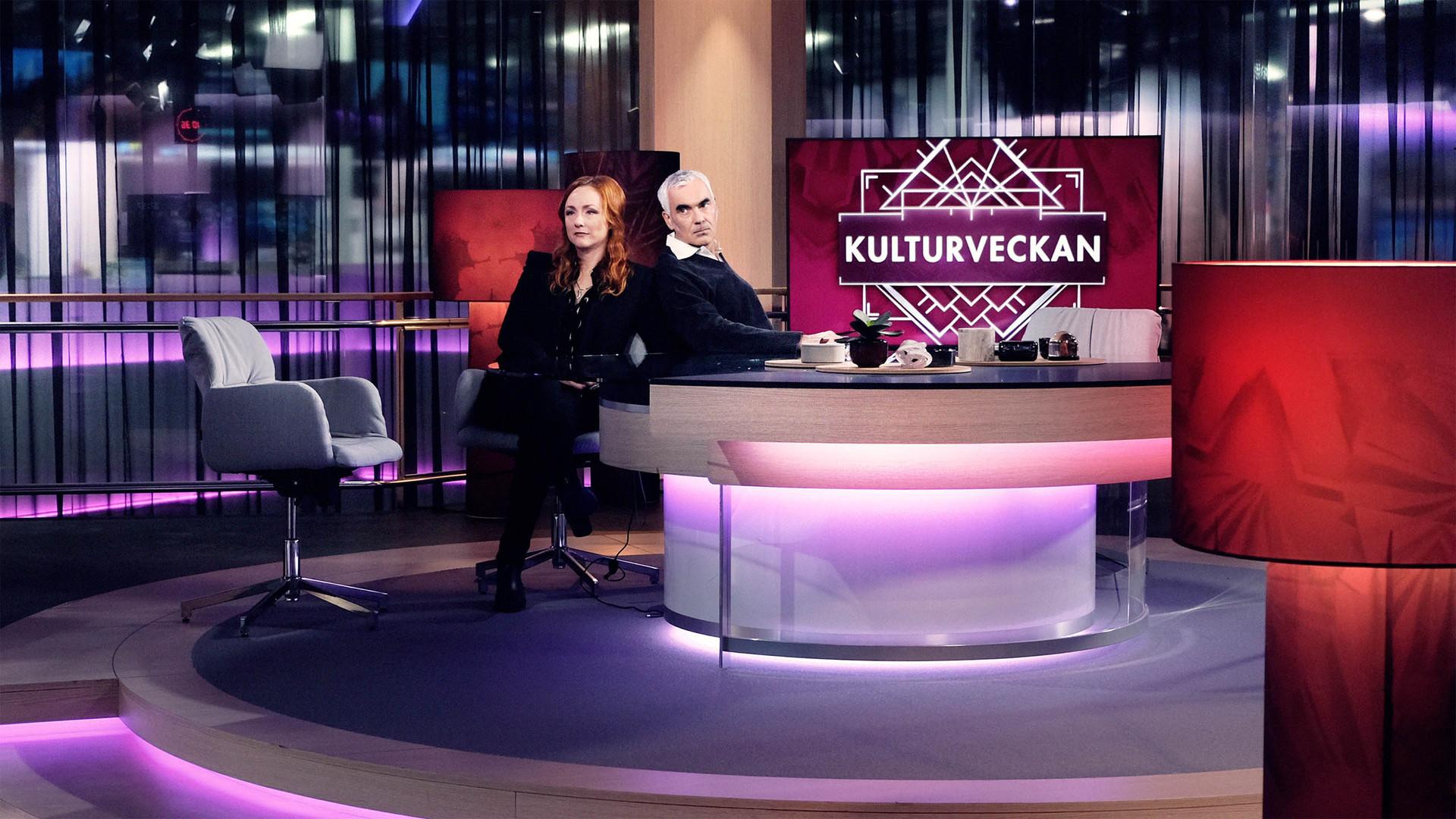 Kulturveckan SVT 1
